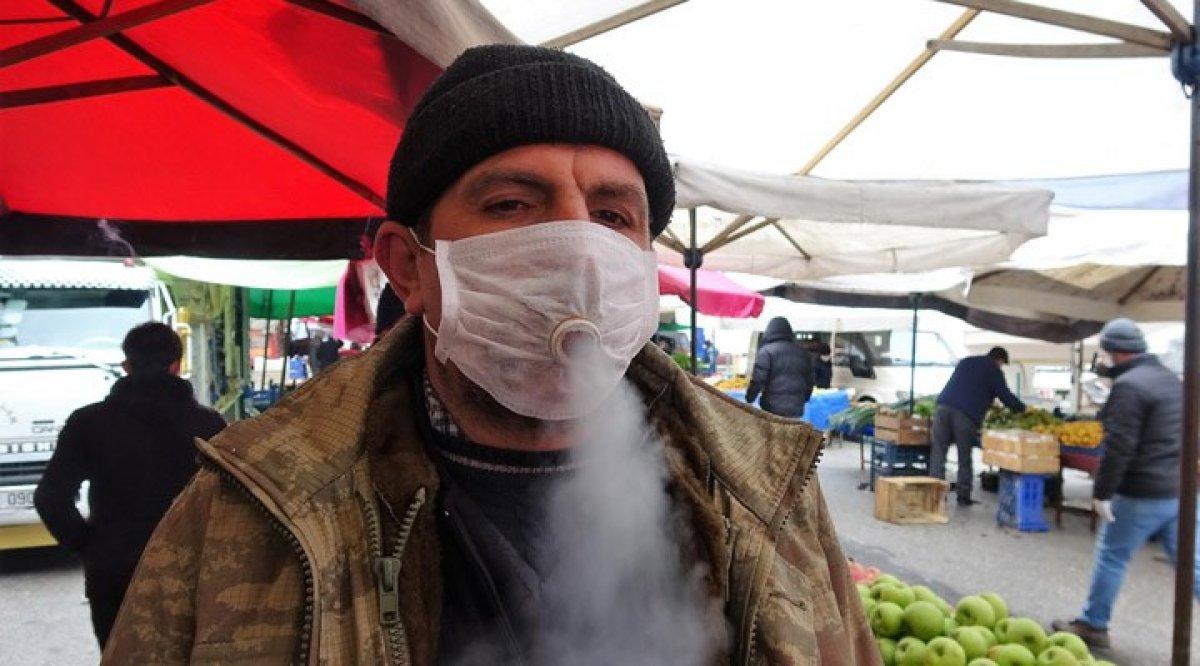 İstanbul da pazar yerlerine sigara yasağı #1