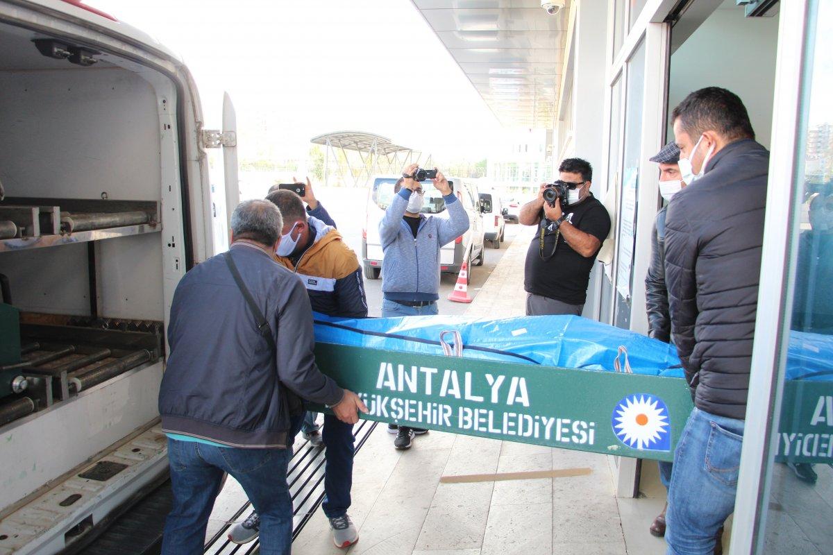 Antalya da ağaç dikme tartışması: 1 ölü  #1