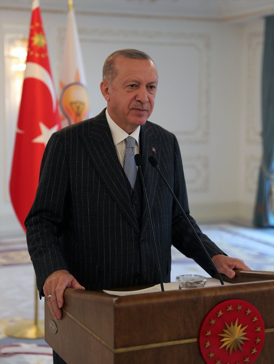 Cumhurbaşkanı Erdoğan: Ekonomi, hukuk ve demokraside yeni bir seferberlik başlatıyoruz #1