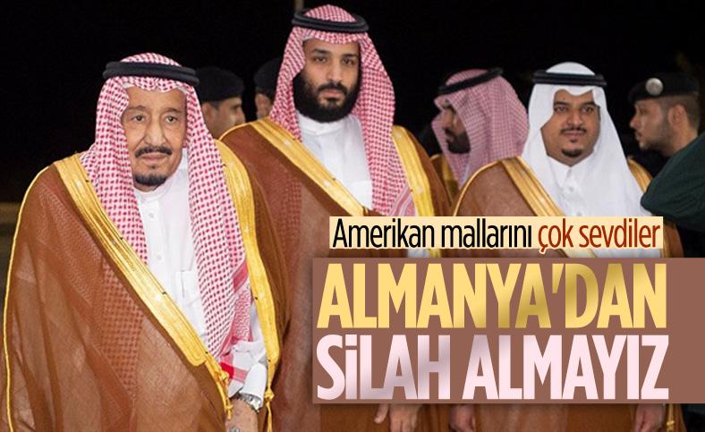 Suudi Arabistan Devlet Bakanı Cubeyr: Alman silahlarına ihtiyacımız yok