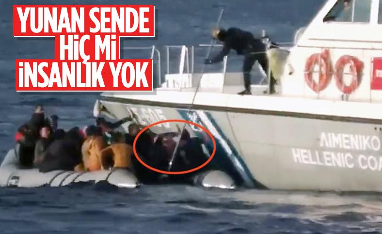 Yunanistan'ın ölüme terk ettiği mültecilere Mehmetçik el uzattı