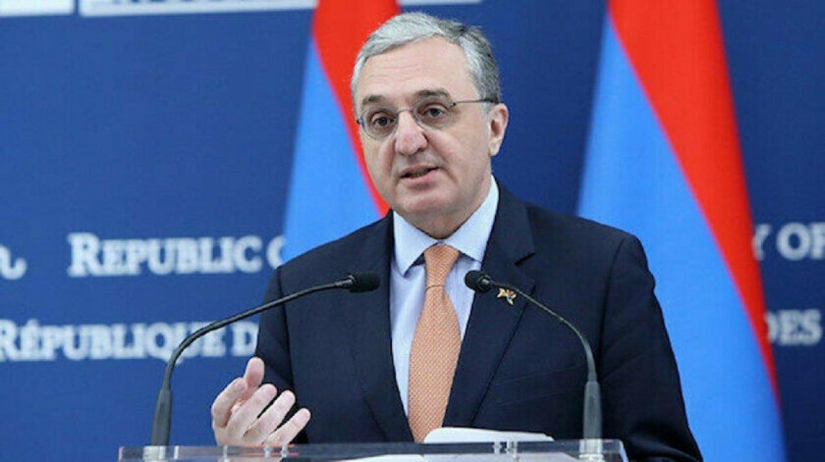 Paşinyan, Ermenistan Dışişleri Bakanı Zohrab Mnatsakanyan ı görevden aldı #1