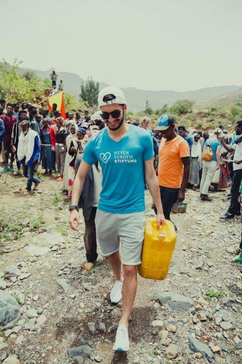 Nuri Şahin: Etiyopya da 30 bin kişiye temiz su sağlayacağız #3