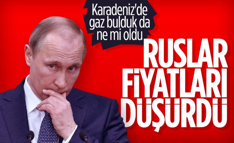 Rusya Türkiye'ye doğalgazı ucuza satacak