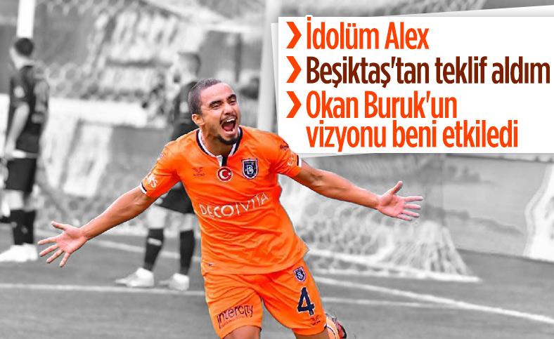 Rafael: İki sene önce Beşiktaş'tan teklif aldım