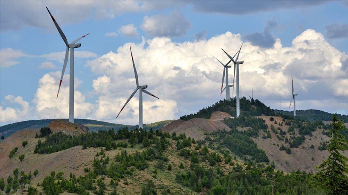 Türkiye nin  rüzgar veri tabanı  kullanıma açıldı #1