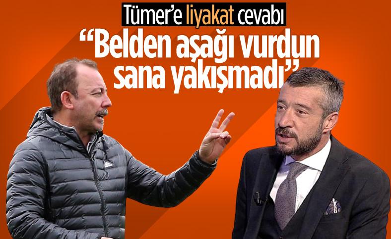 Sergen Yalçın'dan Tümer Metin'e 'liyakat' cevabı
