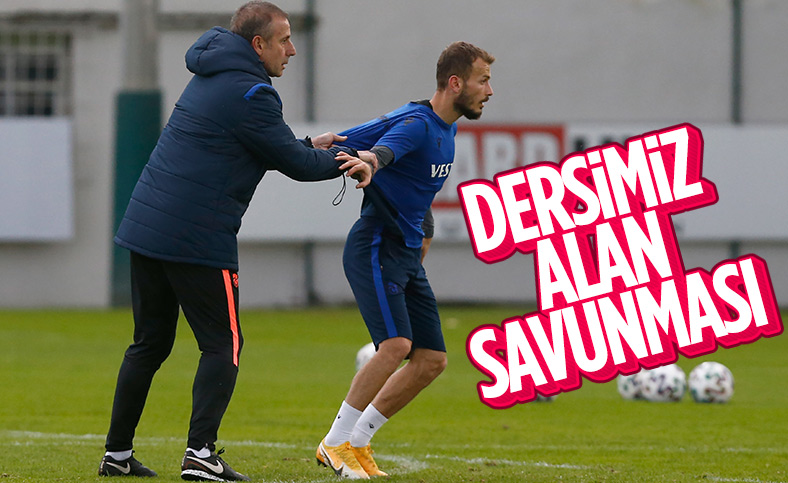 Abdullah Avcı'dan futbolculara savunma uyarısı