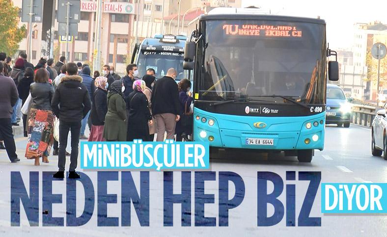 İstanbul'da ulaşım manzarası değişmiyor