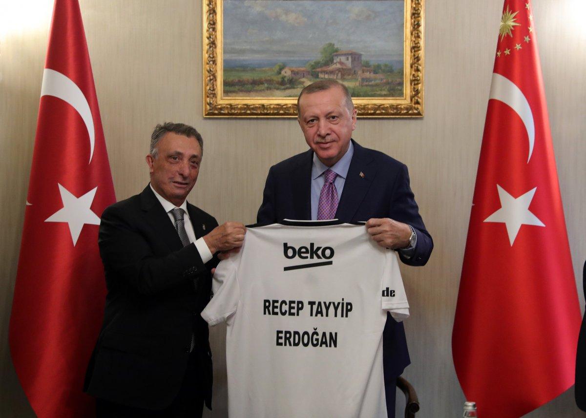 Ahmet Nur Çebi, Erdoğan ile yaptığı görüşmeyi anlattı #3