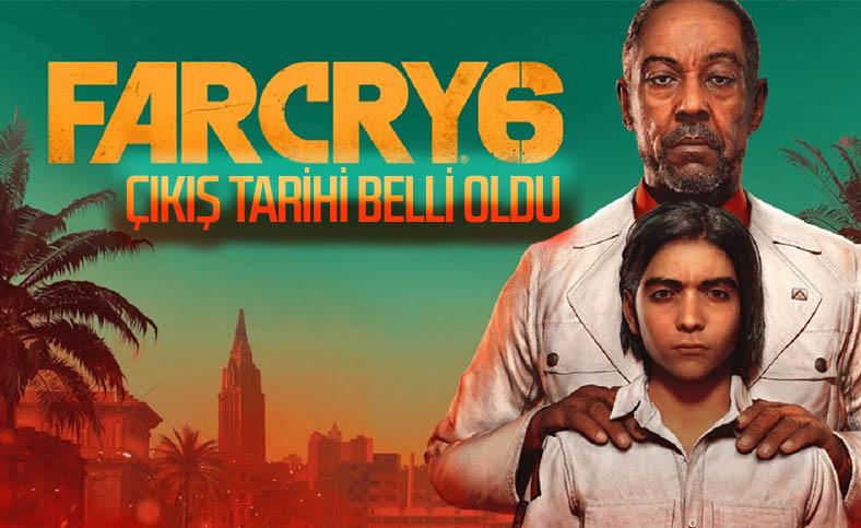 Far Cry 6'nın yeni çıkış tarihi belli oldu