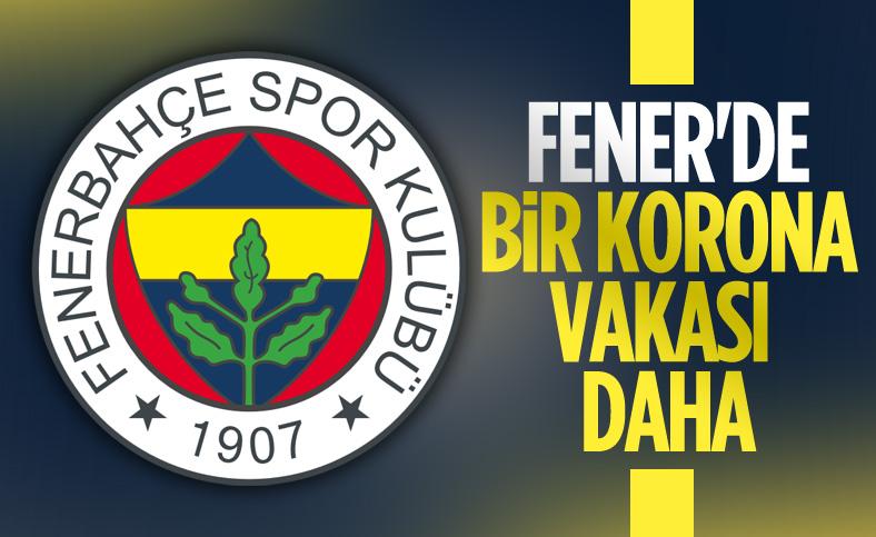 Fenerbahçe'de 1 futbolcu daha koronavirüse yakalandı