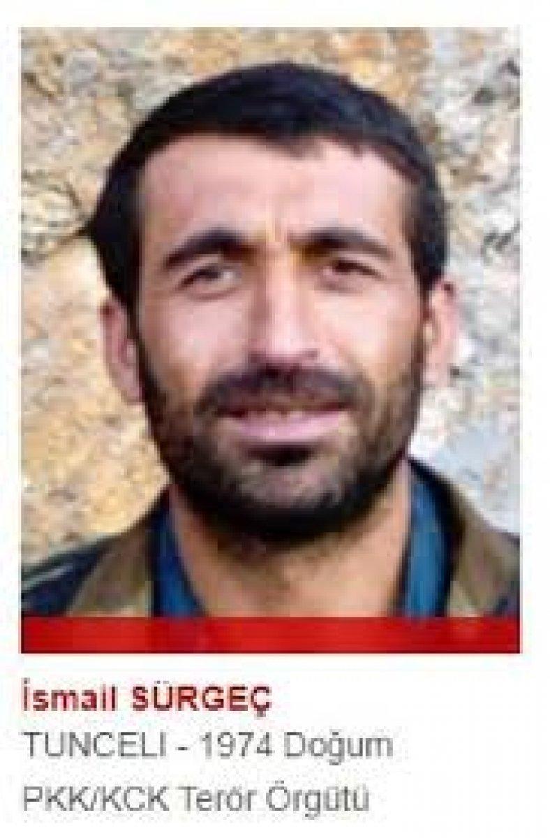 HDP den öldürülen terörist İsmail Sürgeç in ailesine taziye ziyareti #4