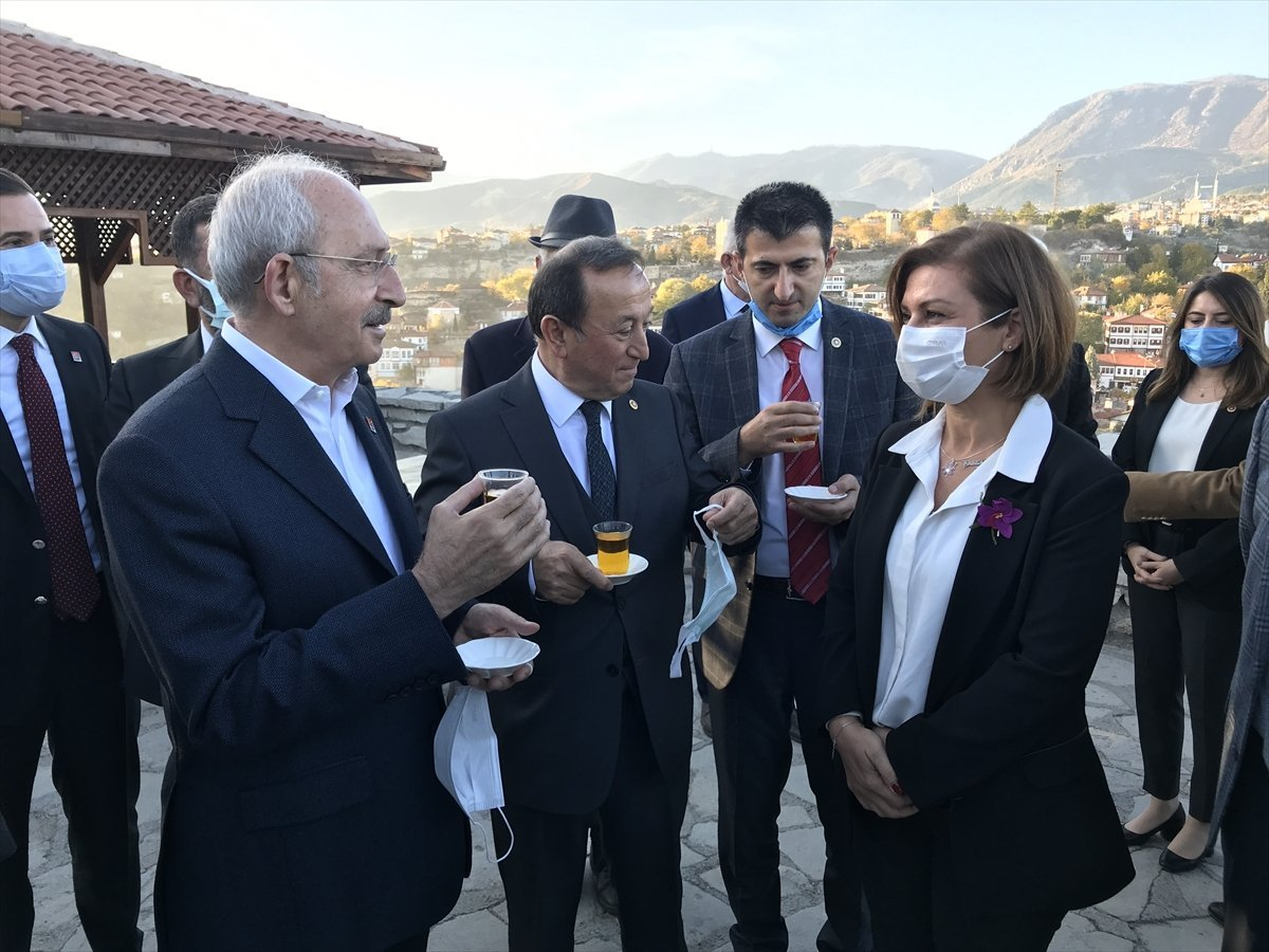 Kılıçdaroğlu: Mafya babasına sahip çıkılıyorsa, burada bir demokrasi sorunu vardır #4