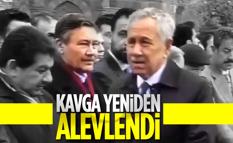 Bülent Arınç'ın Selahattin Demirtaş çıkışı olay oldu