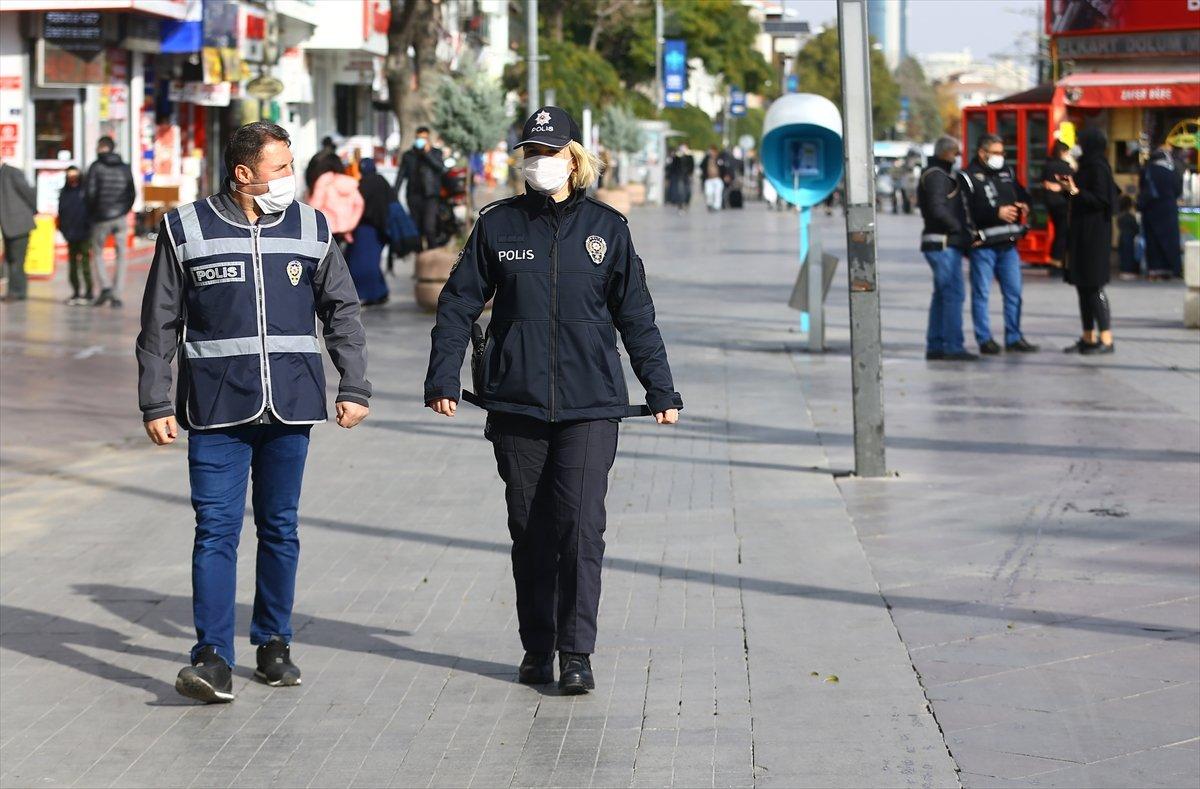 Hafta sonu sokağa çıkma kısıtlamaları neleri kapsıyor #4