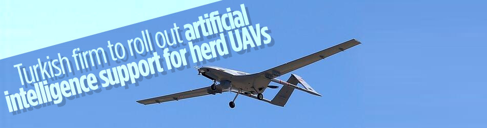 Turkish firm develops software for use with UAVs