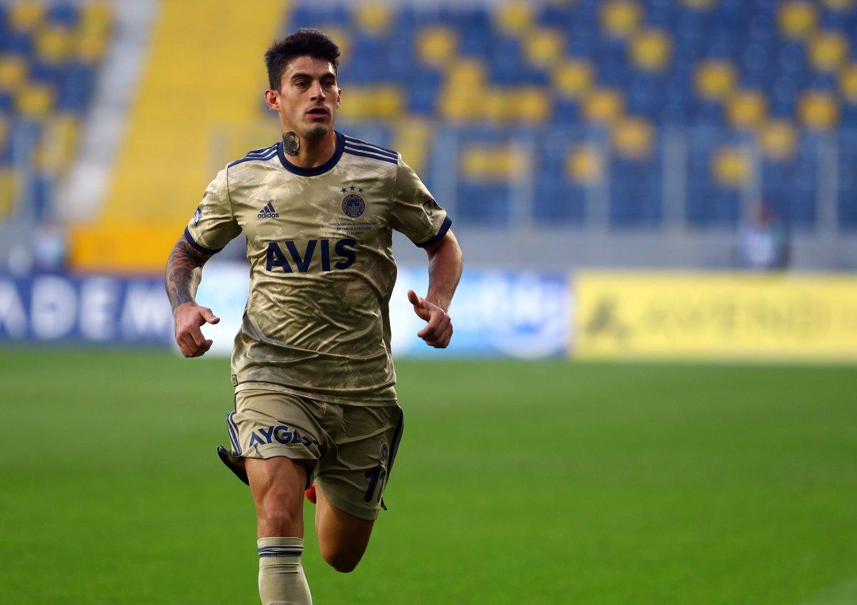 Fenerbahçe, Gençlerbirliği karşısında 5 golle şov yaptı #4