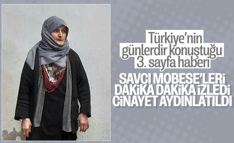Ordu'da katledilen Makbule Teyze'nin katilleri bulundu