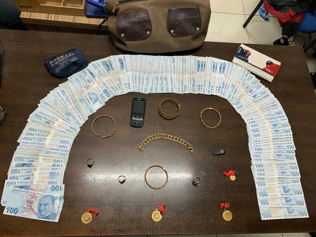 Kahramanmaraş ta 173 bin liralık altın çalan hırsızlar yakalandı #4