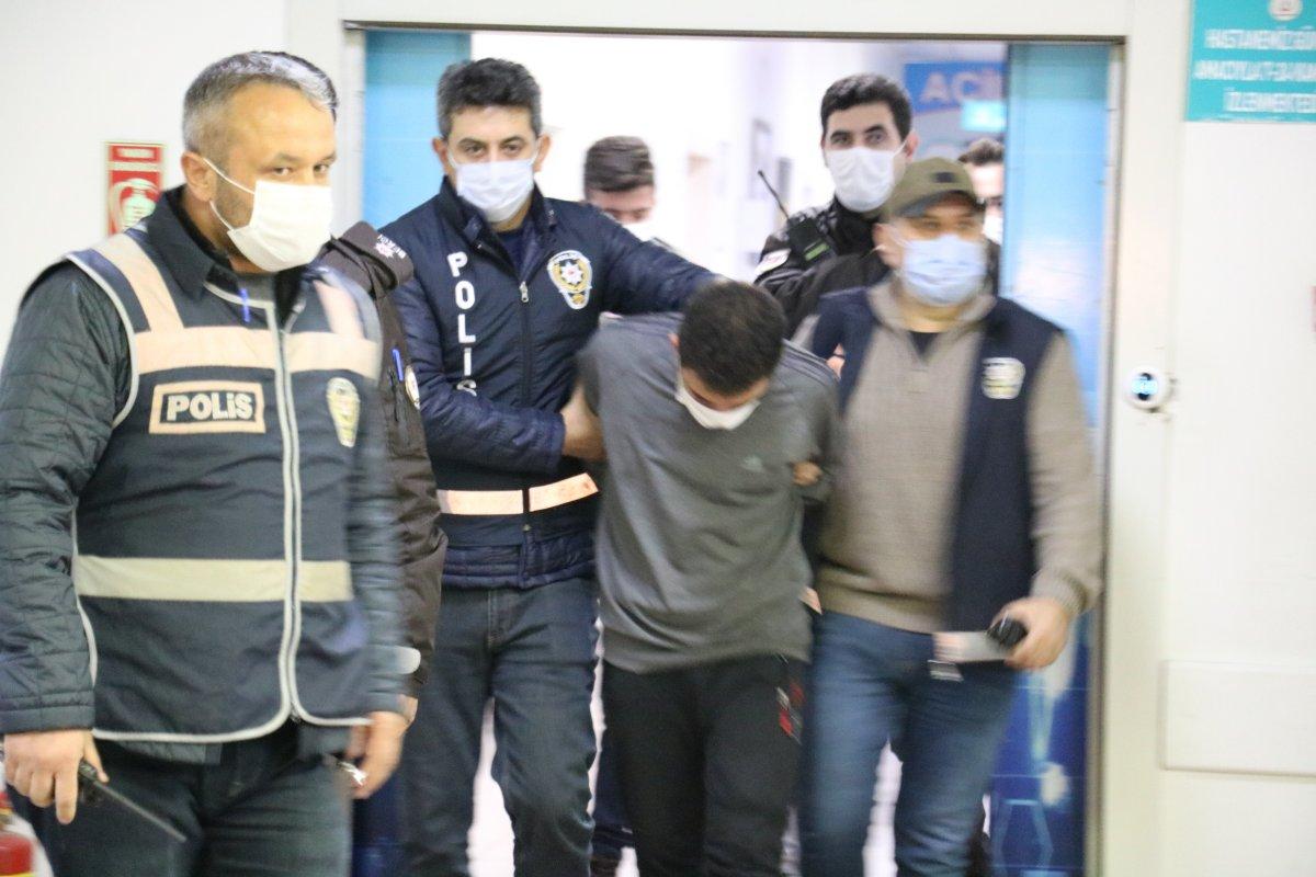Kahramanmaraş ta 173 bin liralık altın çalan hırsızlar yakalandı #3