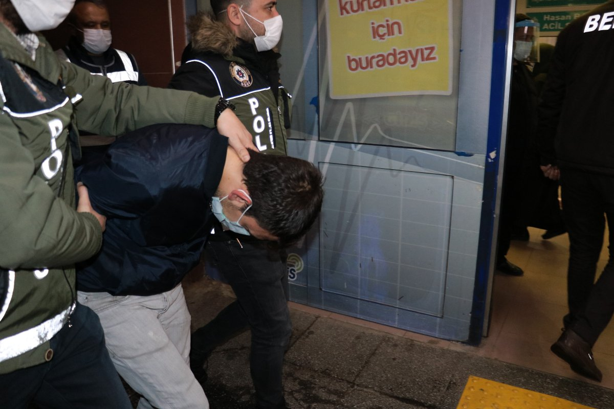 Kahramanmaraş ta 173 bin liralık altın çalan hırsızlar yakalandı #2