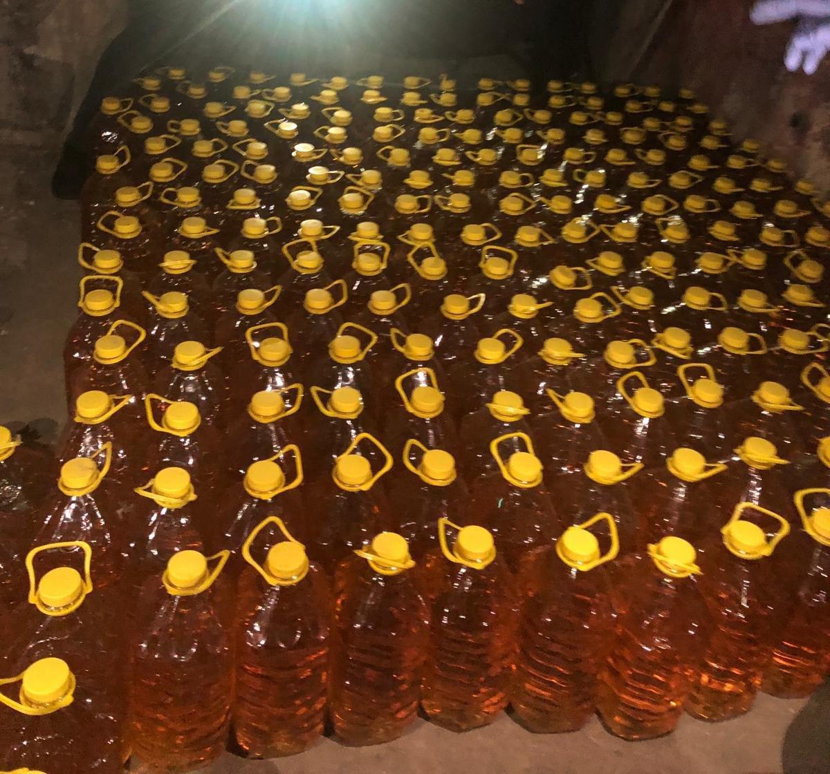 Tekirdağ da sirke fabrikasında 90.5 ton kaçak içki ele geçirildi #1