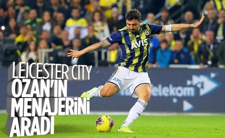 Leicester City, Ozan Tufan'ı listesine aldı
