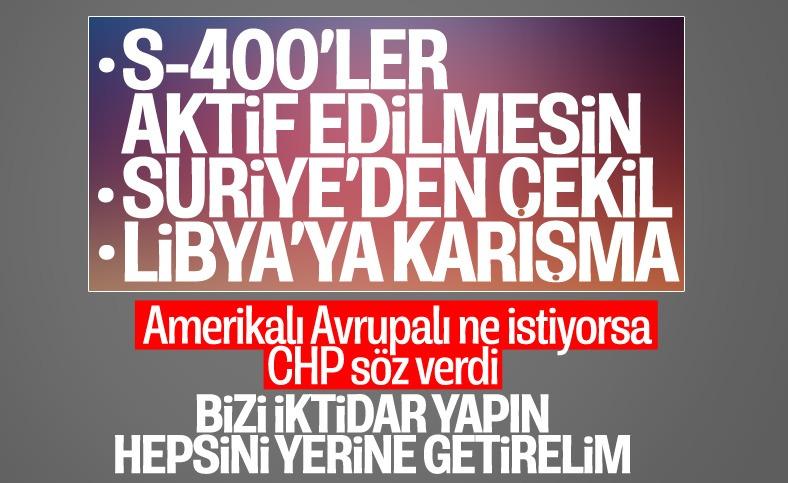 CHP'li Ünal Çeviköz'den dış politika eleştirisi