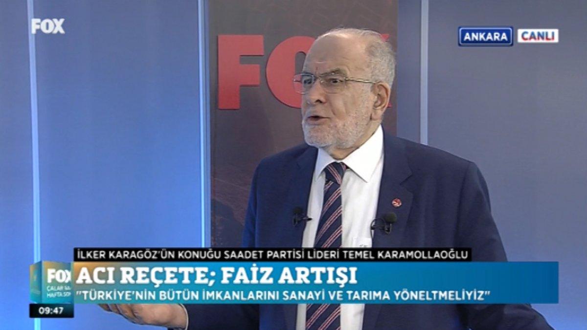 Temel Karamollaoğlu: Yatırım hizmetleri israftır #1