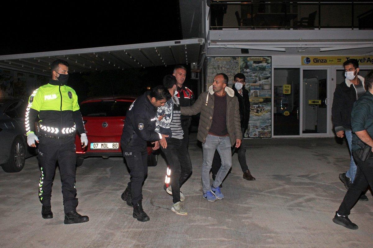Antalya da 17 yaşındaki genç kızı taciz eden şüpheli tutuklandı  #1