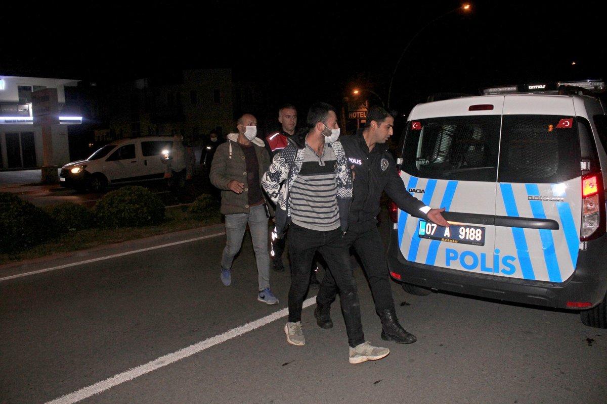 Antalya da 17 yaşındaki genç kızı taciz eden şüpheli tutuklandı  #3