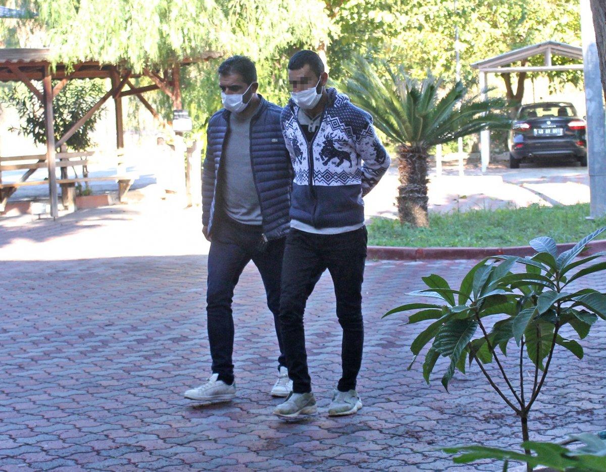 Antalya'da 17 yaşındaki genç kızı taciz eden şüpheli tutuklandı