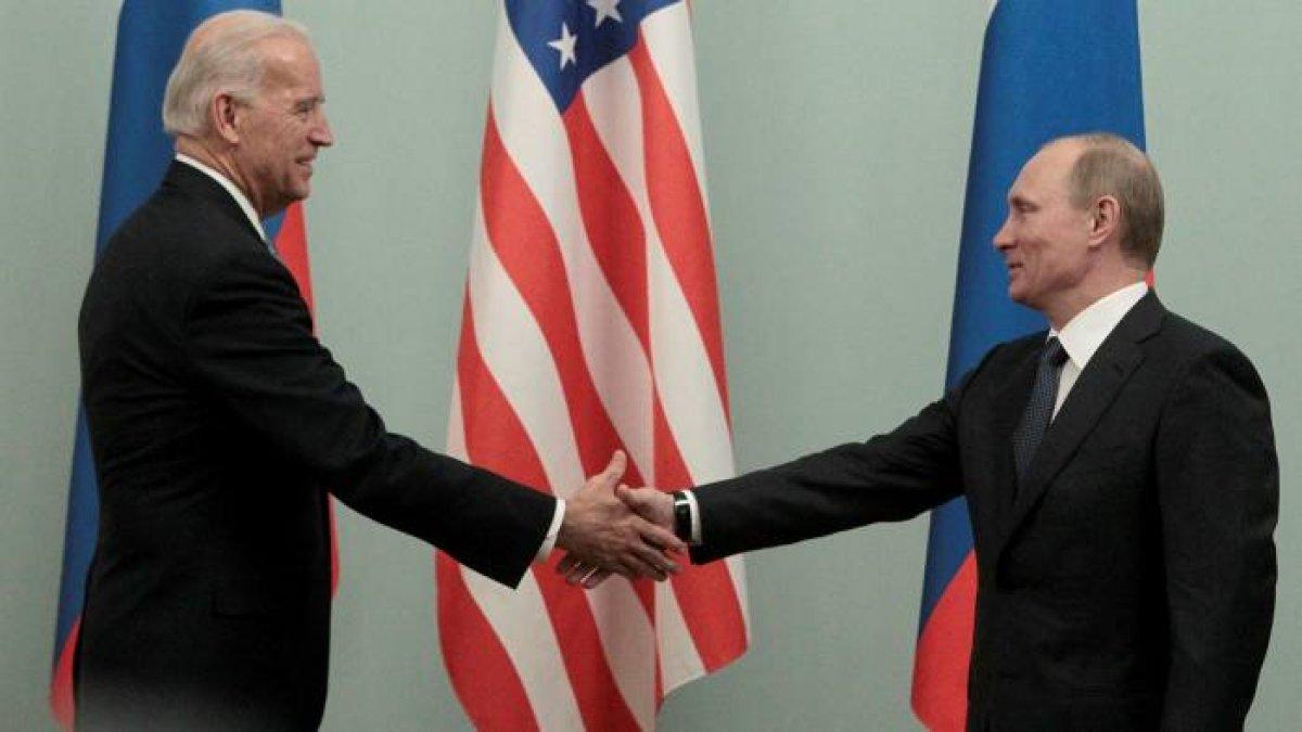 Putin, Biden'ı ABD Başkanı olarak kabul etmeye hazır değil #1