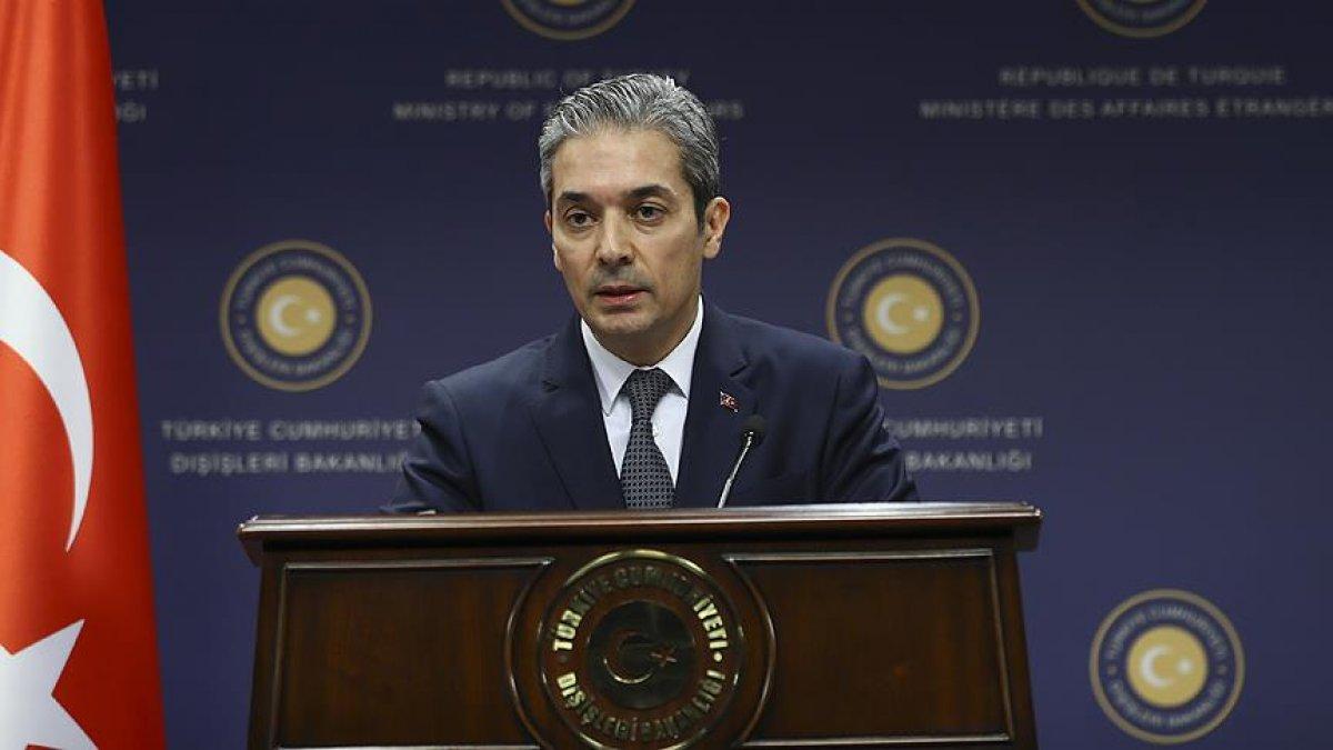 Hami Aksoy: Türkiye nin Paris Anlaşması ndaki konumu hakkaniyetten uzaktır #1