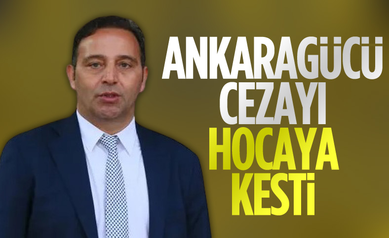 MKE Ankaragücü Kulübü, teknik direktör Fuat Çapa ile yolların ayrıldığını duyurdu