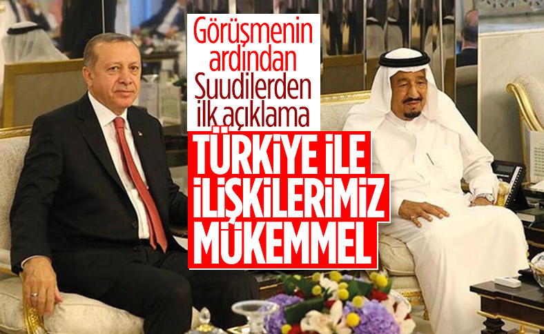 Faysal bin Ferhan Al Suud: Türkiye ile iyi ve mükemmel ilişkilere sahibiz