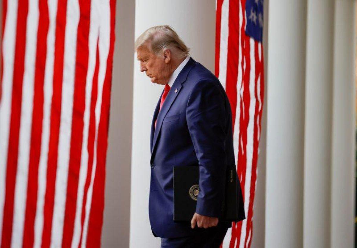 Trump, Georgia eyaletinde oyların yeniden sayılmasında ısrar ediyor #1