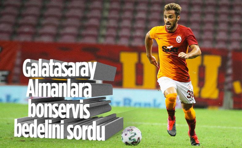 Galatasaray, Saracchi'nin bonservisini almak istiyor
