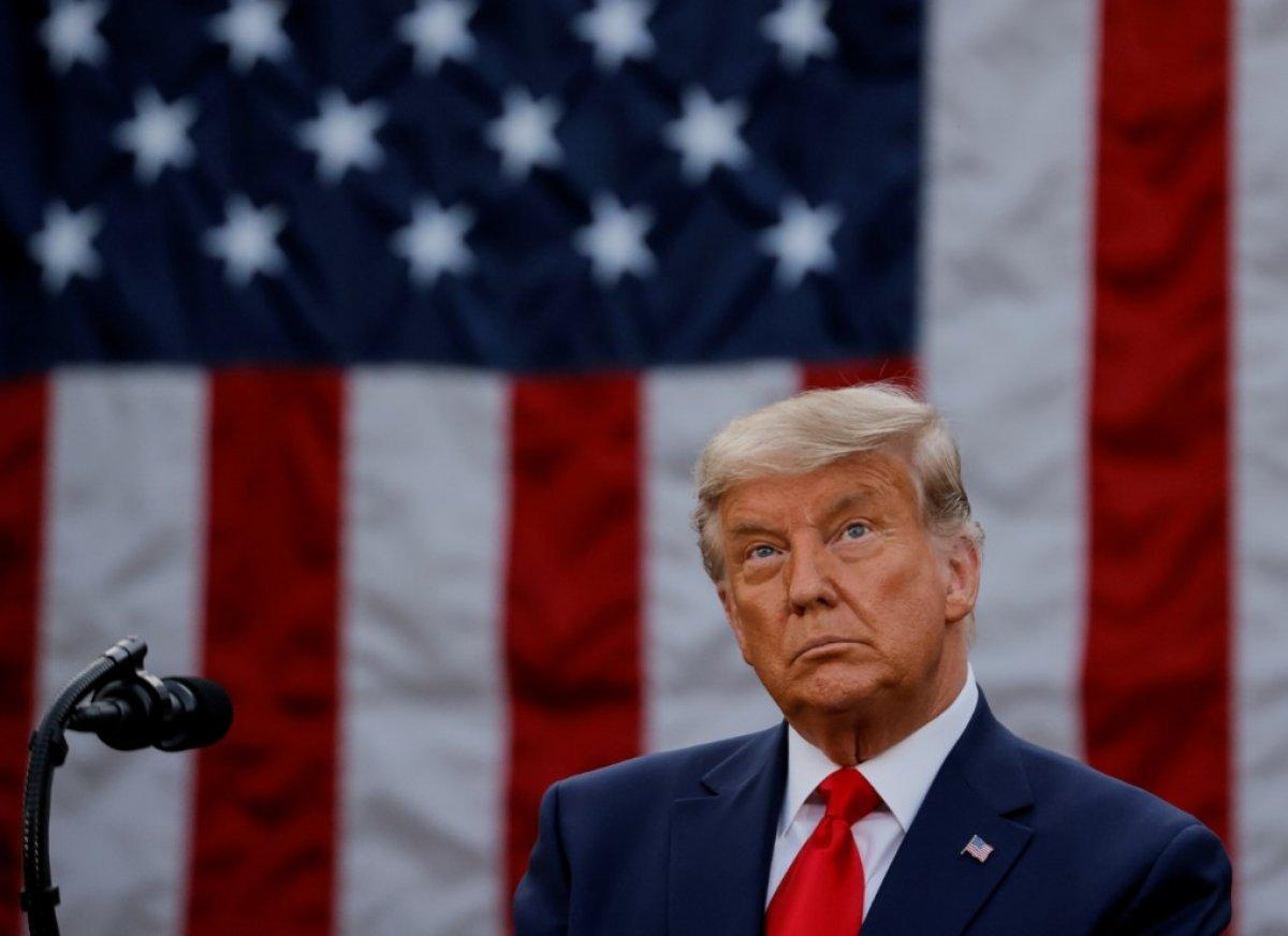 Trump: Biden yönetimine geçiş için gerekli prosedürleri başlattım #2