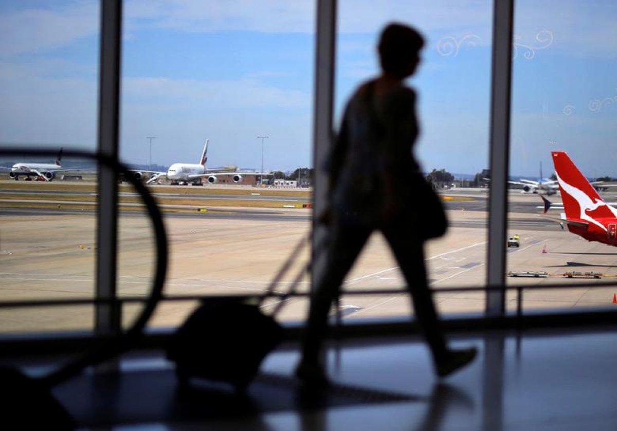Qantas: Koronavirüs aşısı, uluslararası uçuşlarda zorunlu olacak #2