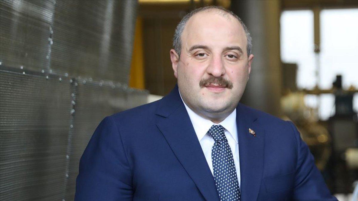 Mustafa Varank: Türkiye, rüzgar türbini ekipman üretiminde Avrupa da ilk 5 te yer alıyor #1