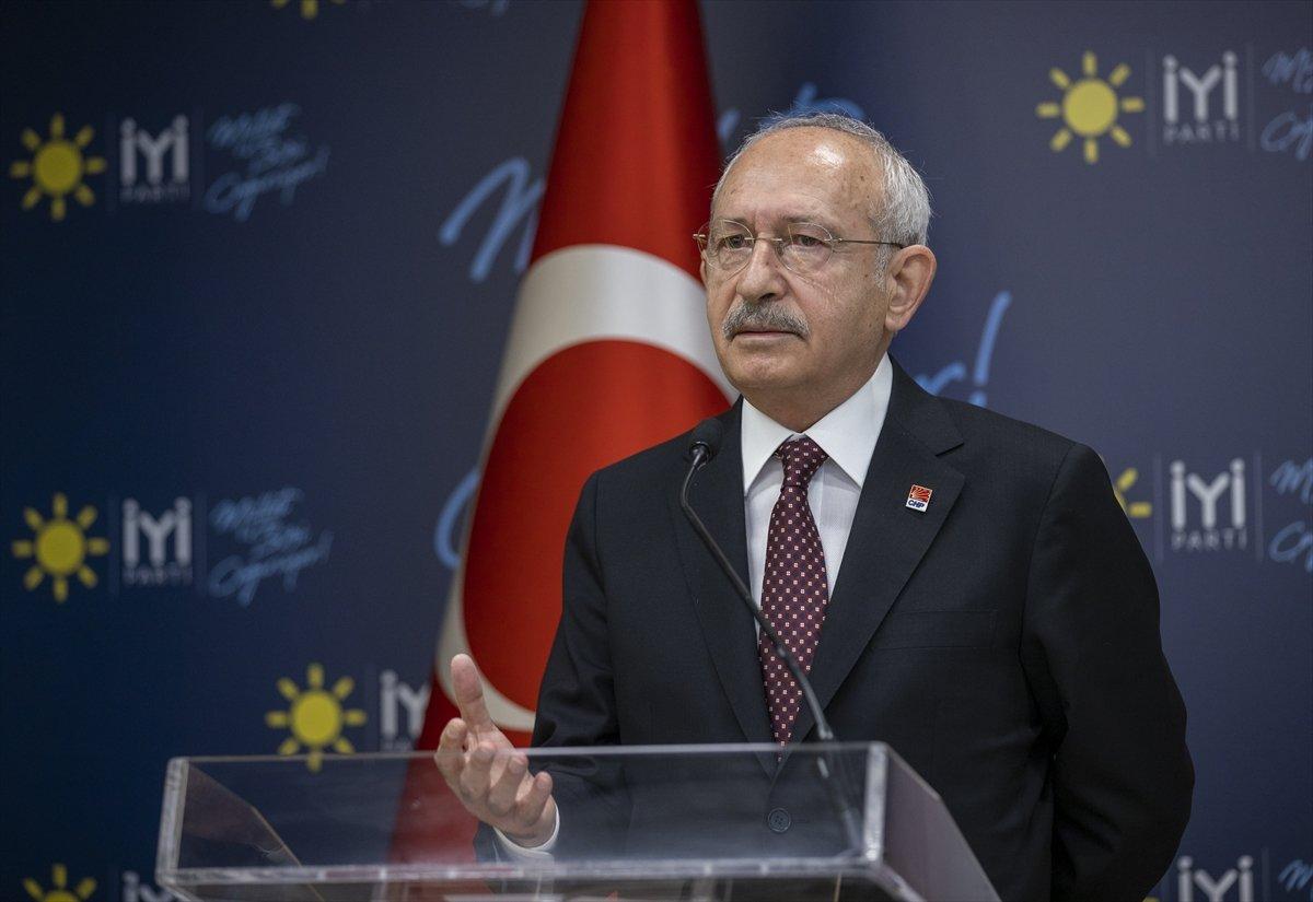 Kemal Kılıçdaroğlu ile Meral Akşener erken seçim istedi #2