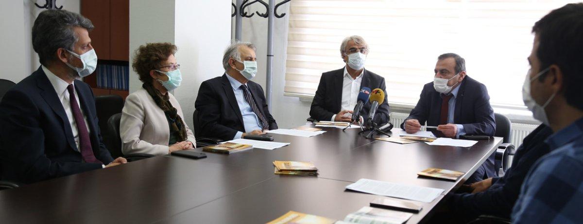 Mithat Sancar dan muhalefet partilerine: Herkes cesur olsun #1