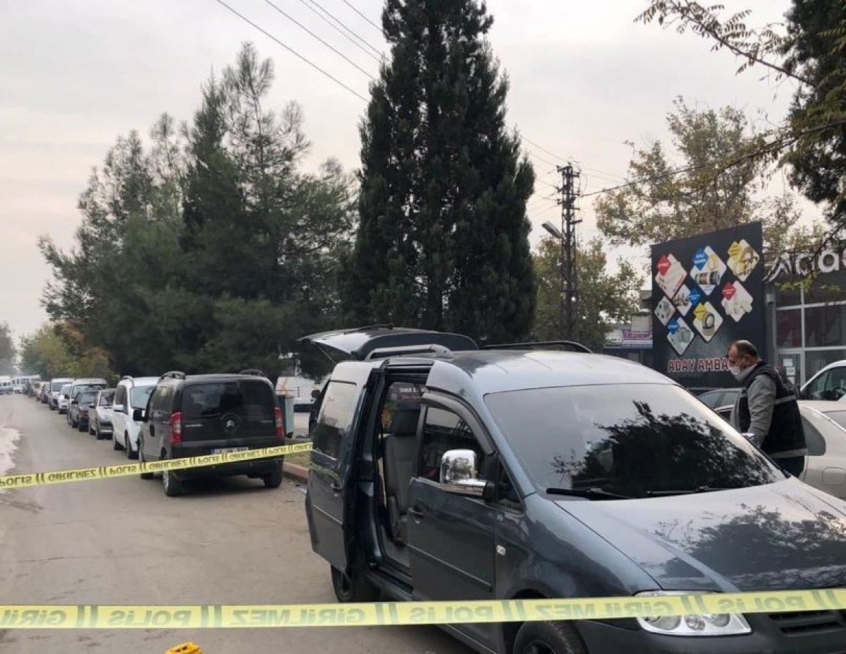 Kahramanmaraş ta ölümlü kaza, otomobilin tampon parçasından aydınlatıldı #1