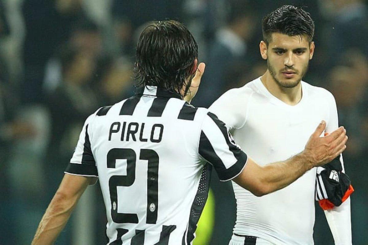 Andrea Pirlo: Morata dünyanın en iyilerinden biri olabilir #1