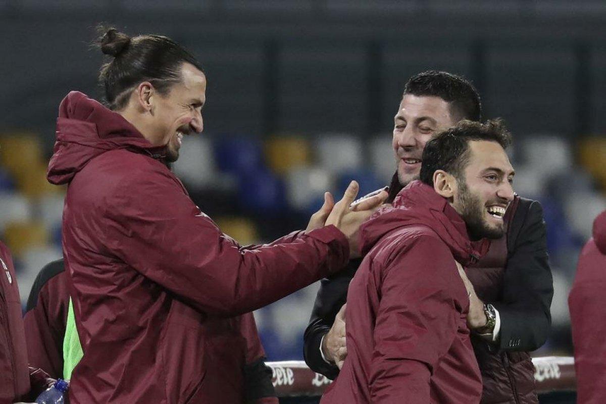 Zlatan Ibrahimovic: Futbolu bırakacakken menajerim aradı #2