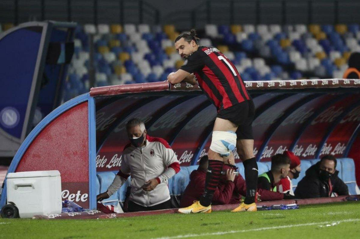 Zlatan Ibrahimovic: Futbolu bırakacakken menajerim aradı #5