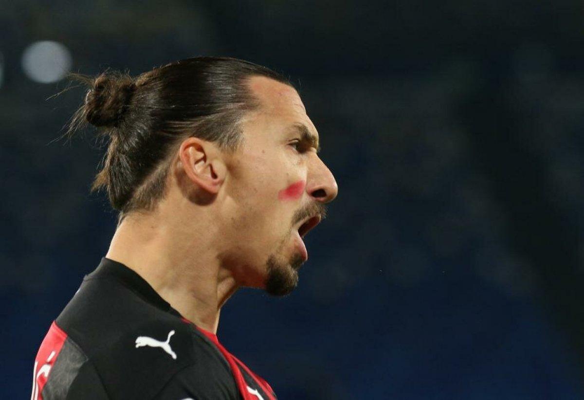 Zlatan Ibrahimovic: Futbolu bırakacakken menajerim aradı #4