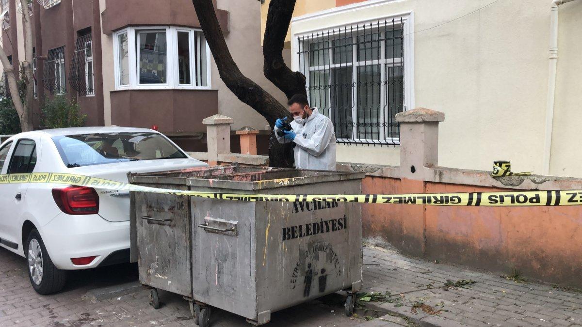 İstanbul da çöp konteynerinde bebek cesedi bulundu #2